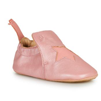 Schuhe Kinder Hausschuhe Easy Peasy BLUBLU ETOILE Rose