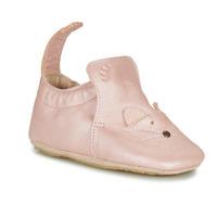 Schuhe Mädchen Hausschuhe Easy Peasy BLUBLU CHAT Rose