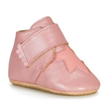 Schuhe Mädchen Hausschuhe Easy Peasy KINY ETOILE Rose