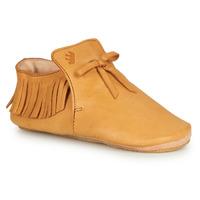 Schuhe Kinder Hausschuhe Easy Peasy MEXIBLU Cognac