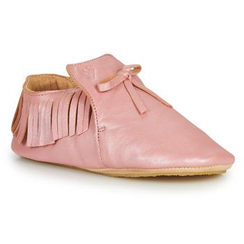 Schuhe Mädchen Hausschuhe Easy Peasy MEXIBLU Rose