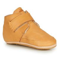 Schuhe Kinder Hausschuhe Easy Peasy WINTERBLUE Braun
