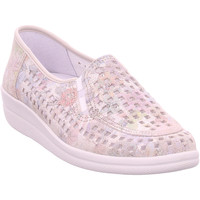 Schuhe Damen Slipper Aco ice flox 0074/0994/01 beige