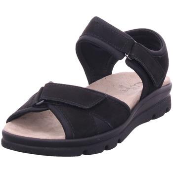 Schuhe Damen Sandalen / Sandaletten Aco - 736/7082 schwarz