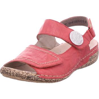 Schuhe Damen Sandalen / Sandaletten Rieker - V7272-33 rosso 33