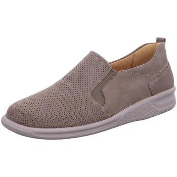 Schuhe Herren Slip on Ganter Slipper KURT VARIO SENSITIV 256798-6000 beige