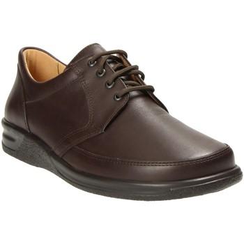 Schuhe Herren Derby-Schuhe Ganter Schnuerschuhe Kurt braun
