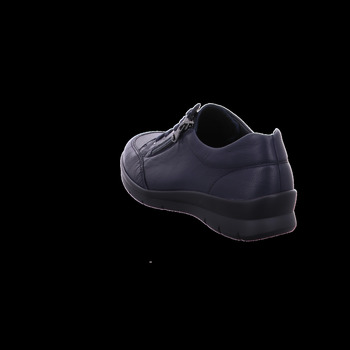 Semler Schnuerschuhe X2095011/070 070 blau - Schuhe Sneaker Low Damen 16000