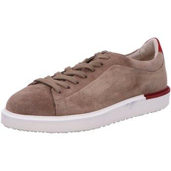 Schuhe Herren Sneaker Low Gabriele Schnuerschuhe Fabi FU9326 sabbia beige
