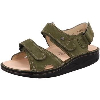 Schuhe Herren Sandalen / Sandaletten Finn Comfort Offene Yuma 01561 607223 oliv