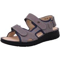 Schuhe Herren Sandalen / Sandaletten Finn Comfort Offene Wanaka-s 81540902100 grau