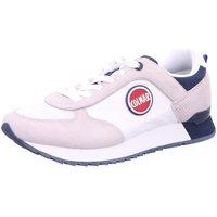 Schuhe Herren Sneaker Low Colmar Travis Colors weiß