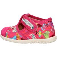 Schuhe Jungen Sneaker Low Balocchi - Pantofola fuxia 10433 FUXIA