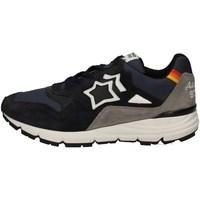 Schuhe Herren Sneaker Low Atlantic Stars POLARIS-ADB-F07 BLUE