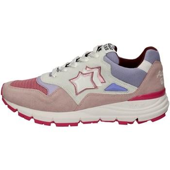 Schuhe Damen Sneaker Low Atlantic Stars AGENA-RCV-F16 ROSA