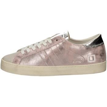 Schuhe Damen Sneaker Low Date W321-HL-ST-PK ROSA