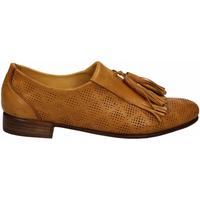 Schuhe Damen Slipper Calpierre VISES REVINS ocra