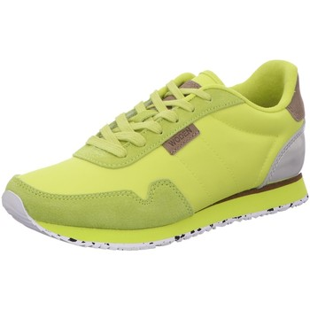 Schuhe Damen Derby-Schuhe & Richelieu Woden Schnuerschuhe 1104 WL159 Nora II 601 gelb