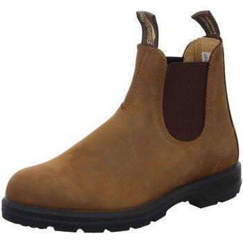 Schuhe Herren Stiefel Blundstone Classic 550 562 braun