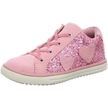 Schuhe Mädchen Derby-Schuhe & Richelieu Lurchi Schnuerschuhe SASA 33-13679-23 rosa