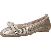 Schuhe Damen Ballerinas Hispanitas CAPRI Brown