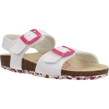 Schuhe Mädchen Sandalen / Sandaletten Garvalin 202663 Weiß