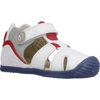Schuhe Jungen Sandalen / Sandaletten Biomecanics 202149 Weiß