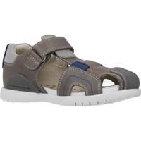Schuhe Jungen Sandalen / Sandaletten Biomecanics 202185 Grau