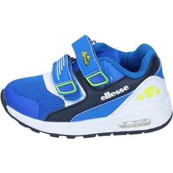 Schuhe Jungen Sneaker Low Ellesse sneakers textil blau