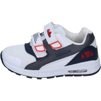 Schuhe Jungen Sneaker Low Ellesse sneakers textil weiß