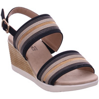 Schuhe Damen Sandalen / Sandaletten Hengst - B03205 schwarz