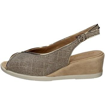 Schuhe Damen Sandalen / Sandaletten Melluso G301 PLATINUM