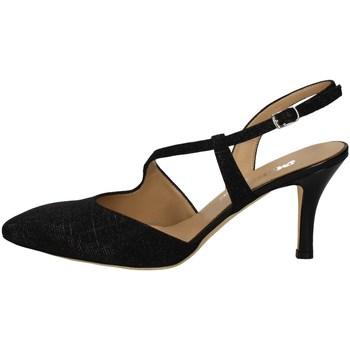 Schuhe Damen Pumps Melluso E1602L BLACK