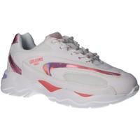 Schuhe Mädchen Multisportschuhe Lois 63073 Blanco