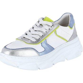 Schuhe Damen Sneaker Low Bugatti Low 411844033939-2090 weiß