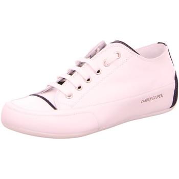 Schuhe Damen Sneaker Low Candice Cooper Premium Schnürer Rock Profilo D5084 weiß