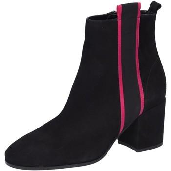 Schuhe Damen Stiefel Kennel + Schmenger Stiefeletten 81-65640-384 schwarz