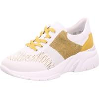 Schuhe Damen Derby-Schuhe & Richelieu Remonte Dorndorf Schnuerschuhe D4103-80 weiß