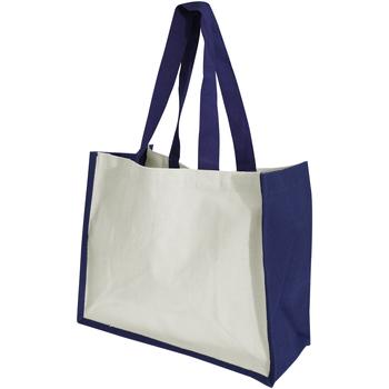 Taschen Damen Shopper / Einkaufstasche Westford Mill W422 Marineblau