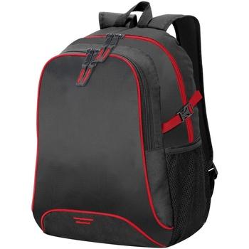 Taschen Rucksäcke Shugon SH7677 Schwarz/Rot