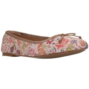 Schuhe Damen Ballerinas Calmoda 62x 608 spring lyon caoba Mujer Beige beige