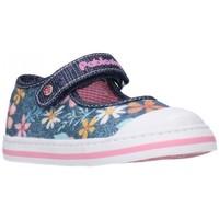 Schuhe Mädchen Sneaker Pablosky 961420 Niña Azul marino bleu