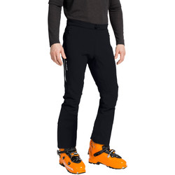 Kleidung Herren Jogginghosen Vaude Me Larice Light Pants II Black