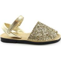 Schuhe Mädchen Sandalen / Sandaletten Ska -CCC-132-MAIO Argento