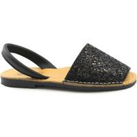 Schuhe Damen Sandalen / Sandaletten Ska -CCC-IB-DGN-NE Nero