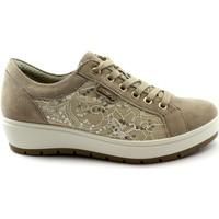 Schuhe Damen Sneaker Low Enval ENV-E20-274922-TA Beige