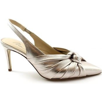 Schuhe Damen Pumps Malù Malù MAL-E20-3735-PL Platino