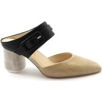 Schuhe Damen Sandalen / Sandaletten Malù Malù MAL-E20-4304-SN Beige