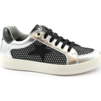 Schuhe Kinder Sneaker Low Balocchi BAL-E20-106624-AR-a Argento