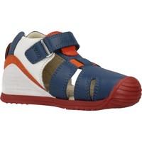 Schuhe Jungen Sandalen / Sandaletten Biomecanics 202149 Blau
